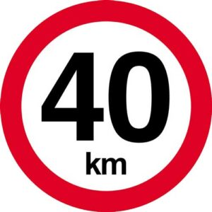 Hastighedsbegrænsning